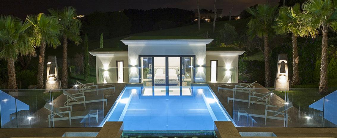 Empresas de piscinas en Mallorca